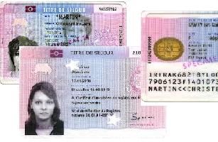 carte de séjour salarié Comprendre les titres de séjour acceptés   Naturalisation Francaise